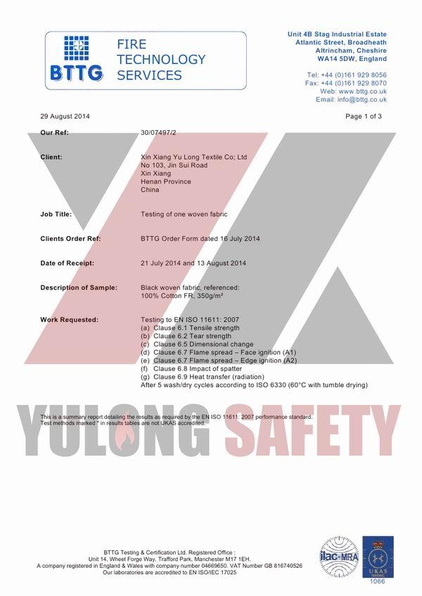 EN ISO 11611