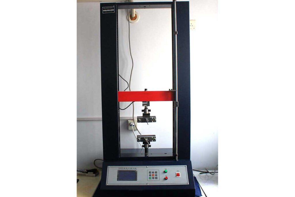 Электронные ткани тестирование машины на прочности