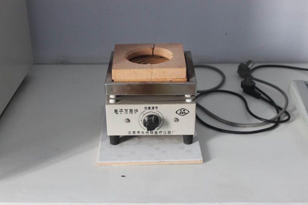 Электронная отопительная печь