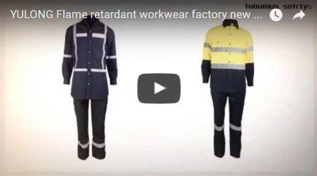 Yulong Flame Retardant Workwear Factory video 1