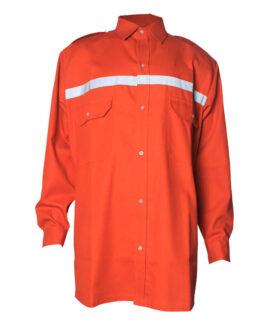 Хлопок полиэстер огнестойкие рубашки