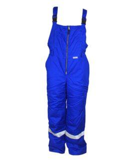 Синии зимнии анти-дуги хлопки костюмы