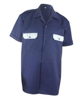 Антимоскитная рубашка с коротким рукавом