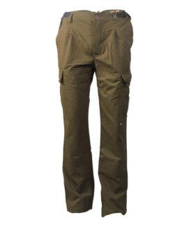 Хаки огнезащитных анти-статическое брюки