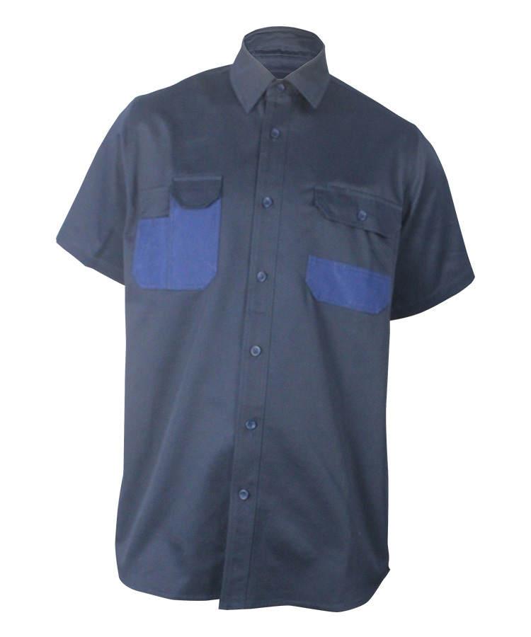 Водонепроницаемая короткая рукав рубашка