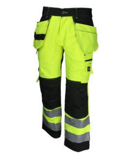 Флуоресцентный желтый брюки