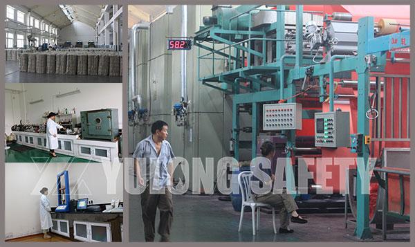 Огнезащитные ткани завод