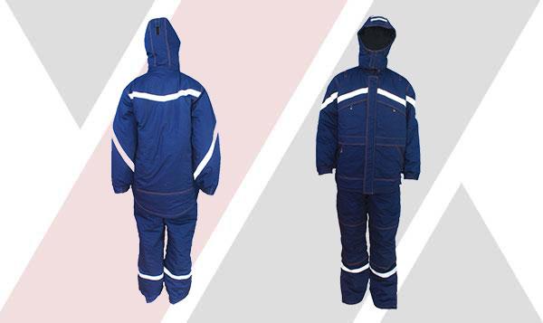 защитной одежде
