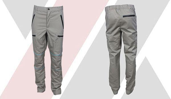 хлопковые огнестойкие защитные штаны